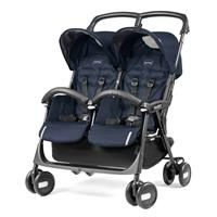 Peg Perego Aria Shopper Twin Zwillingsbuggy Class Navy