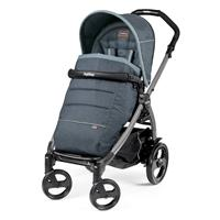 Peg Perego Book 51 Completo Blue Denim Gestell 51 Jet