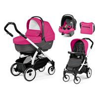 Peg Perego Book 51 Modular XL weiss Bloom Pink