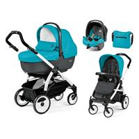 Peg Perego Book 51 Modular XL weiss Bloom Scuba