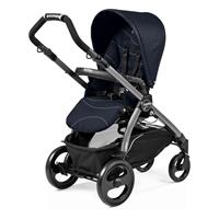 Peg Perego Book 51 Sportivo Bloom Navy Gestell 51 Jet Rueckwaertsgerichtet