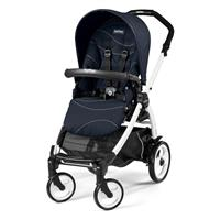 Peg Perego Book 51 Sportivo Bloom Navy Gestell 51 Weiss