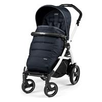 Peg Perego Book 51S Completo 2017 Luxe Bluenight Gestell 51S weiß