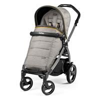 Peg Perego Book 51S Completo 2017 Luxe Grey Gestell 51S jet
