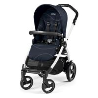 Peg Perego Book 51s Sportivo Bloom Navy Gestell 51s Weiss