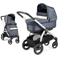 Peg Perego Book 51S Pop-Up Kombikinderwagen 2019 Luxe Mirage