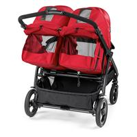 Peg Perego Book For Two Mod Red Back Sichtfenster