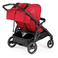 Peg Perego Book For Two Mod Red Backside