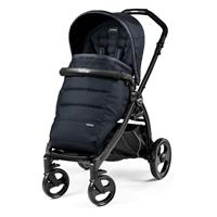 Peg Perego Book Plus Completo 2017 Luxe Bluenight Gestell schwarz