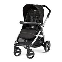 Peg Perego BOOK plus silber Kinderwagen Buggy Mod Black