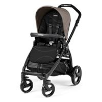 Peg Perego Book Plus Sportivo 2017 Bloom Beige Gestell schwarz