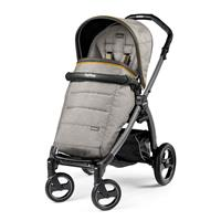 Peg Perego Book S Completo 2017 Luxe Grey Gestell S jet
