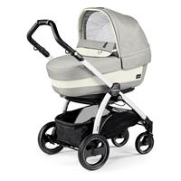 Peg Perego Book S Completo Luxe Opal Gestell S Weiss Navetta