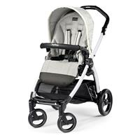 Peg Perego Book S Completo Luxe Opal Gestell S Weiss Ohne Beindecke