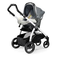 Peg Perego Book S Completo Luxe Opal Gestell S Weiss Primo Viaggio Sl