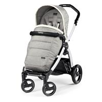 Peg Perego Book S Completo 2017 Luxe Opal Gestell S weiß