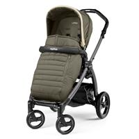 Peg Perego Book S jet Kinderwagen Breeze Kaki