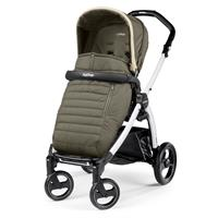 Peg Perego Book S weiß Kinderwagen Breeze Kaki