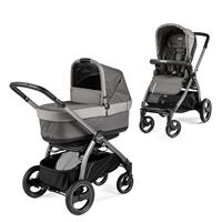 Peg Perego Book S Pop-Up Kombikinderwagen 2019 Class Grey