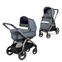Peg Perego Book S Pop-Up Kombikinderwagen 2019 Luxe Mirage