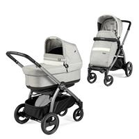 Peg Perego Book S Pop-Up Kombikinderwagen 2019 Luxe Pure