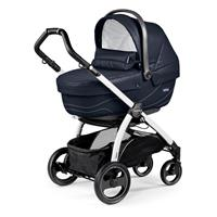 Peg Perego Book S Sportivo Bloom Navy Gestell S Weiss Navetta