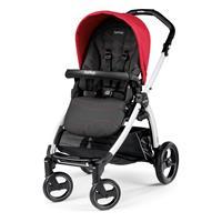 Peg Perego Book S Sportivo 2017 Bloom Red Gestell S weiß