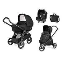 Peg Perego Book Scout Kinderwagen Trio-Set Breeze Noir