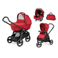Peg Perego Book Scout Geo XL Modular 2018 Red