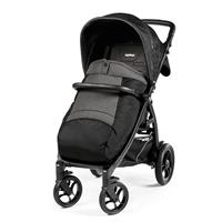 Peg Perego Booklet 50S Buggy mit Beindecke 2019 Vibes Black