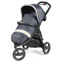 Peg Perego Book Cross 3-Rad Kinderwagen Luxe Mirage