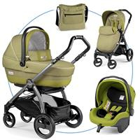 Peg Perego Book S Modular XL jet Green Tea