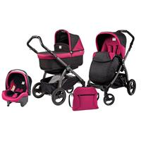 Peg Perego BOOK S Pop-Up Modular jet 2016 Fleur