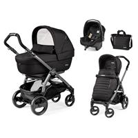 Peg Perego Book 51 jet Kinderwagen Trio-Set Breeze Noir