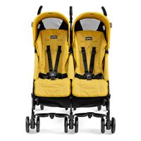 Peg Perego Pliko Mini Twin Mod Yellow Front