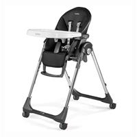 Peg Perego Prima Pappa Follow Me Hochstuhl Hightech-Licorice