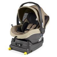 Peg Perego Primo Viaggio i-Size Babyschale mit Isofix Basis Class Beige