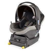 Peg Perego Primo Viaggio i-Size Babyschale mit Isofix Basis Class Grey