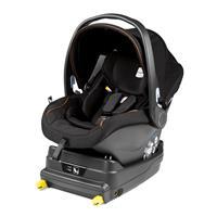 Peg Perego Primo Viaggio i-Size Babyschale mit Isofix Basis Ebony