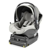 Peg Perego Primo Viaggio i-Size Babyschale mit Isofix Basis Luxe Pure