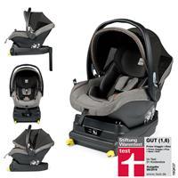 Peg Perego Primo Viaggio i-Size Babyschale mit Isofix Basis