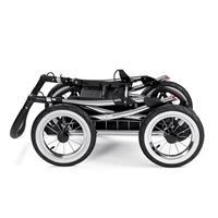 Primonido Kinderwagen Luxe Mirage kompakt zusammenklappen