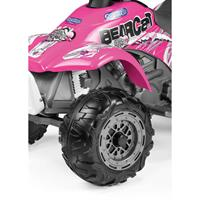 Peg-Perego Quad Corral Bearcat Pink