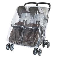 Peg Perego Regenschutz Aria Shopper Twin