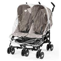 Peg Perego Regenschutz Pliko Mini Twin, Aria Shopper Twin