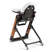 Peg Perego Siesta Wood Bianco Back