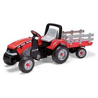 Peg-Perego Tret-Traktor Maxi Diesel Tractor m. Anh