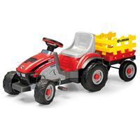 Peg-Perego Tret-Traktor Mini Tony Tigre m. Anh.