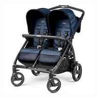Peg-Perego Zwillingswagen Book For Two Indigo | KidsComfort.eu