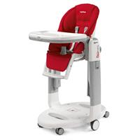 Peg Perego Tatamia Follow me Multifunktions-Hochstuhl Fragola